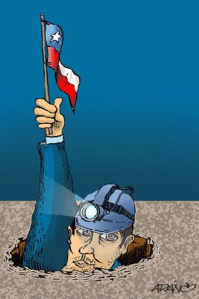 El Drama minero, Chile y México
